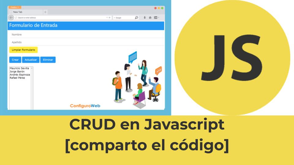 CRUD en Javascript